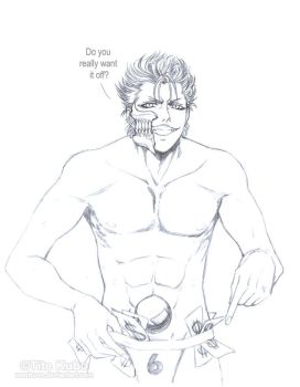 GRIMMJOW is the SEXta by Washu-M