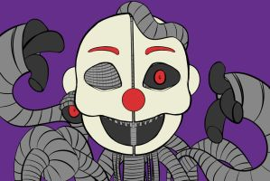 Ennard? Is that You? by Andiiiematronic