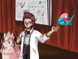 pretend to be smart by tiffmagius