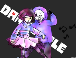 Dancetale by creamybunnyy