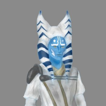 Talym SWTOR RP character by Dorexmix