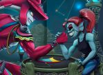 Fish power by Carrot-Ache