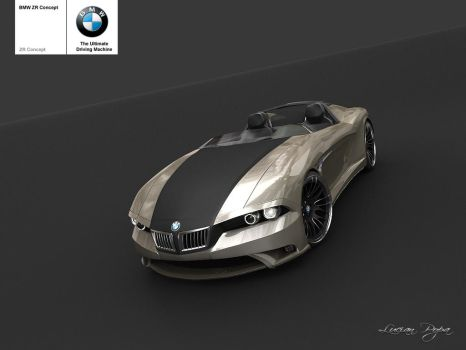 BMW ZR Concept 2 by LucianP