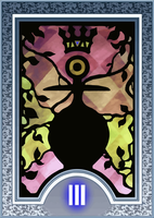 Persona Tarot Card HD - The Empress by The-Stein