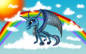Whirlwind of the Skies by CHCynder