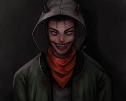creepy laughter by GK-7