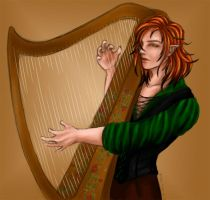 Greensleeves by Cinniuint
