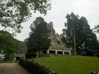 Gillette's Castle! by AnchoredWithADragon