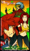 TS Chapter 3 Cover by strifehell