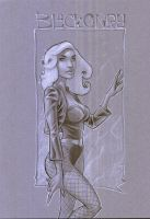 Black Canary by MicahJGunnell