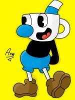 Mugman Digitalizado by AnaRodriguez114