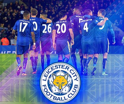 Leicester City - Champions by Outlawsarankan