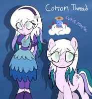 Cotton Thread by AvaArtist17