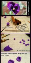 Flower Tutorial by ChocoAng3l