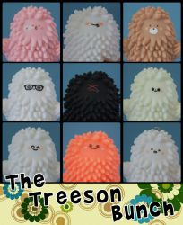 The Treeson Bunch by modweez
