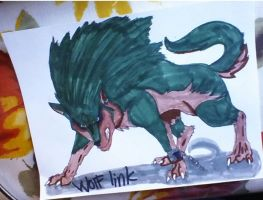 Wolf Link by EclipseQuest2