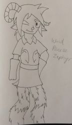 Wind Panelle Zephyr by TheOneandOnlyPLAP