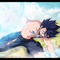 Fairy Tail 391 - Gray's Revenge! by NuclearAgent