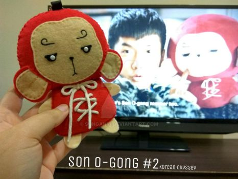 Son O-gong #2 by SongAhIn
