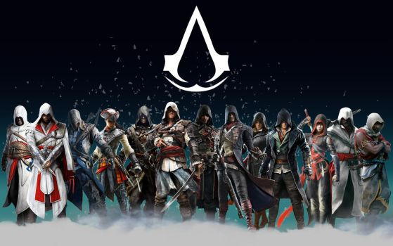 Assassin's Creed Legacy by PacDuck