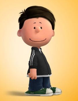 Me as a Peanuts Character by felipebrossScratch