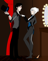 Magic! AU: Dinner at the Savoy by Soundwave3591