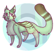 [ArtFight] Minty by scarlet--shade