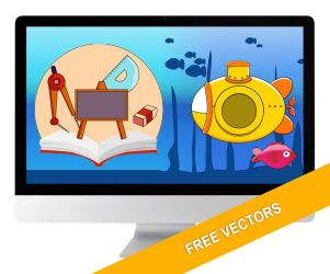 Free-vectors by Cri-Studio