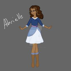Abrielle - Casual Outfit by HazelRose3637