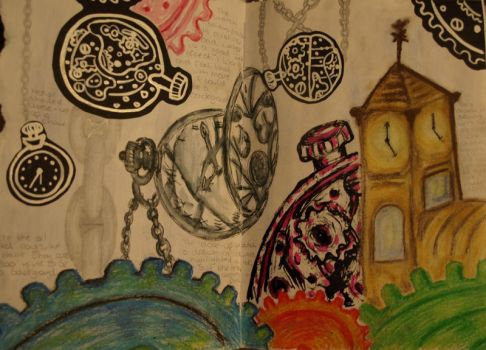 Cogs In Time... by Dexter4290