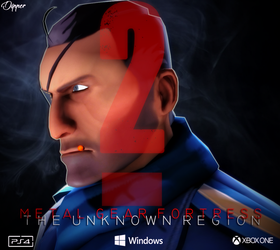 Metal Gear Fortress 2 : The Unknown Region by BTTFSAGA790