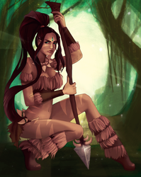 Nidalee by revois