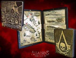 Assassin's Creed 4 Black Flag  .PS3 WoodBoxEditio. by WoodBoxEdition