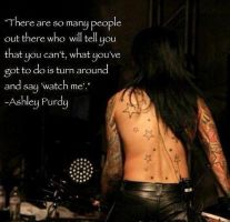 Ashley Quote by isabella19