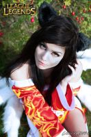 Ahri Cosplay League of Legends 3 by CandyAbuse