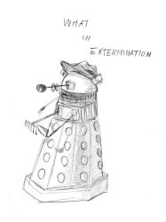 What in EXTERMINATION by LittleSnaketail