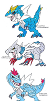 Tyrantrum Crossbreed