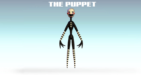 The Puppet Spooks the Tournament!!! by SCP-096-2