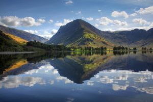 Fleetwith Pike by scotto