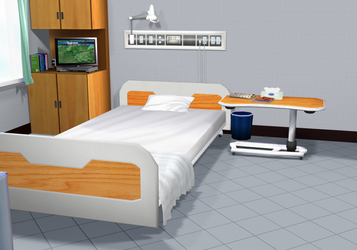 Hospital Room DOWNLOAD by Reseliee