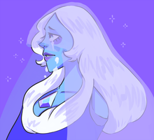 blue diamond by nebulaeye