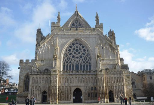 Exeter Cathedral by Irondoors