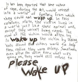 WAKE UP by SerialInterest