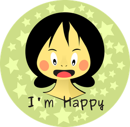 Happy Girl by mahfudd