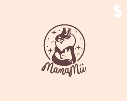 MamaMii-Logo by whitefoxdesigns