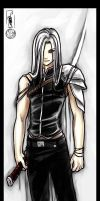 Sephiroth's Standing Ovation by merit
