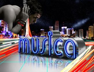 MUSICA 'music lights' by karlozerre