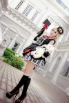 Vocaloid - Mayu by Xeno-Photography