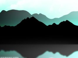 Vector Mountains by getfirefox