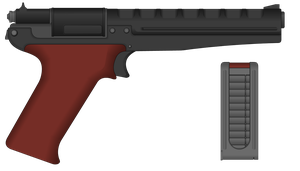 Type 29 Pistol by Semi-II